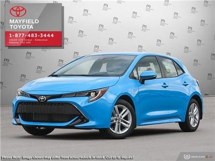 2019 Toyota Corolla Hatchback SE Package (Stk: 190757) in Edmonton - Image 1 of 24