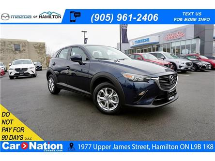 2019 Mazda CX-3 GS (Stk: HR723) in Hamilton - Image 1 of 40