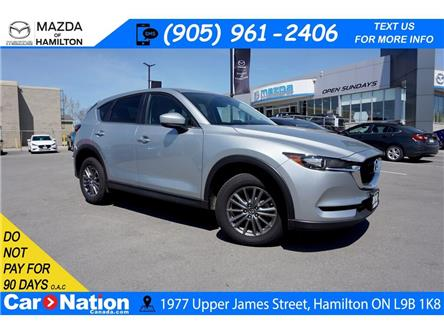 2018 Mazda CX-5 GS (Stk: DR127) in Hamilton - Image 1 of 37