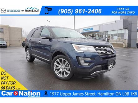 2017 Ford Explorer Limited (Stk: HN2052A) in Hamilton - Image 1 of 50