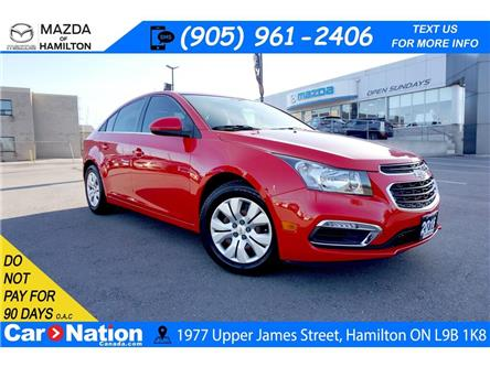 2016 Chevrolet Cruze Limited 1LT (Stk: DR136A) in Hamilton - Image 1 of 39