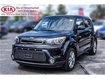 2016 Kia Soul EX (Stk: P0938) in Newmarket - Image 1 of 17