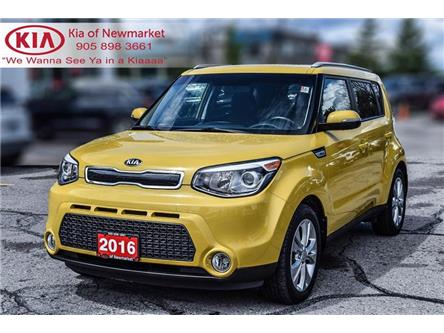 2016 Kia Soul EX+ (Stk: P0947) in Newmarket - Image 1 of 20