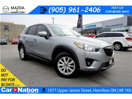 2014 Mazda CX-5 GS (Stk: HN2240A) in Hamilton - Image 1 of 35