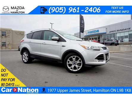 2014 Ford Escape Titanium (Stk: HN1846A) in Hamilton - Image 1 of 39