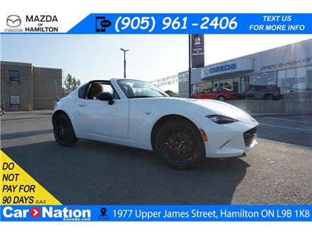 2018 Mazda MX-5 RF GT | LEATHER | CONVERTIBLE | NAVI | BBS RIMS (Stk: HN1600/1) in Hamilton - Image 1 of 30