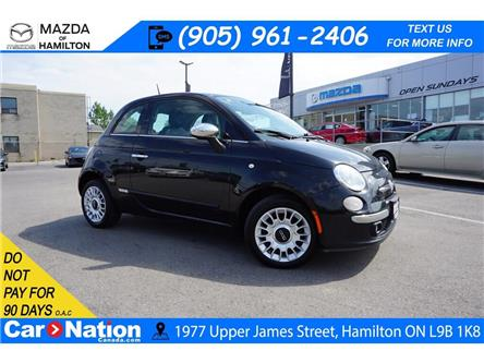 2012 Fiat 500 Lounge (Stk: HN2264A) in Hamilton - Image 1 of 32