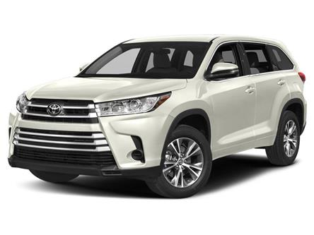 2019 Toyota Highlander LE AWD Convenience Package (Stk: 190411) in Cochrane - Image 1 of 8