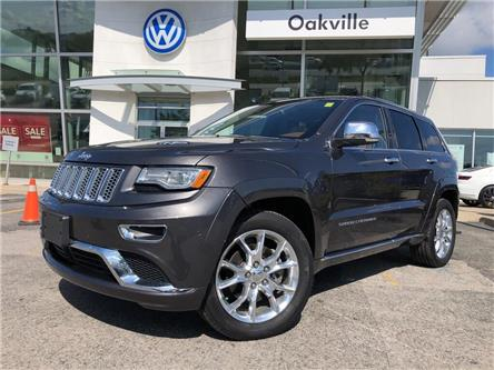 2016 Jeep Grand Cherokee Summit (Stk: 5946V) in Oakville - Image 1 of 19
