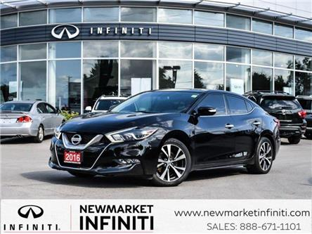 2016 Nissan Maxima  (Stk: UI1221) in Newmarket - Image 1 of 26