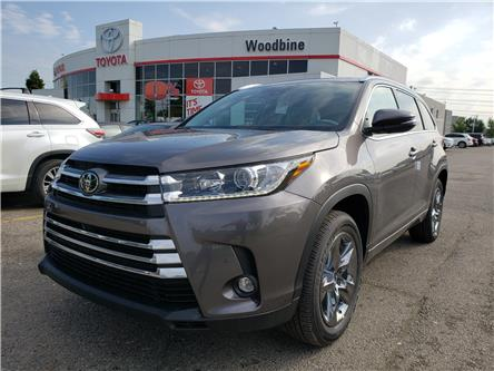 2019 Toyota Highlander Limited (Stk: 9-1164) in Etobicoke - Image 1 of 7