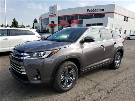 2019 Toyota Highlander Limited (Stk: 9-1164) in Etobicoke - Image 2 of 7