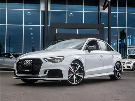 2018 Audi RS 3 2.5T (Stk: 39187A) in Kitchener - Image 1 of 25