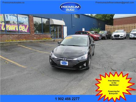 2019 Hyundai Elantra Preferred (Stk: 743710) in Dartmouth - Image 1 of 25