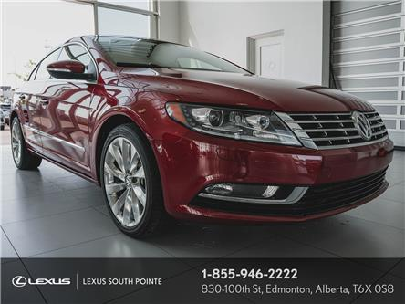 2014 Volkswagen CC Highline V6 (Stk: L800332A) in Edmonton - Image 1 of 27