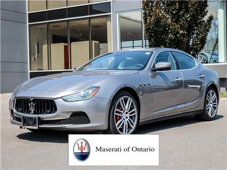 2017 Maserati Ghibli S Q4 (Stk: U4334) in Vaughan - Image 1 of 22