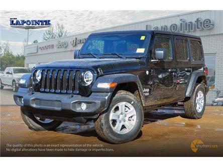2019 Jeep Wrangler Unlimited Sport (Stk: 19273) in Pembroke - Image 2 of 20