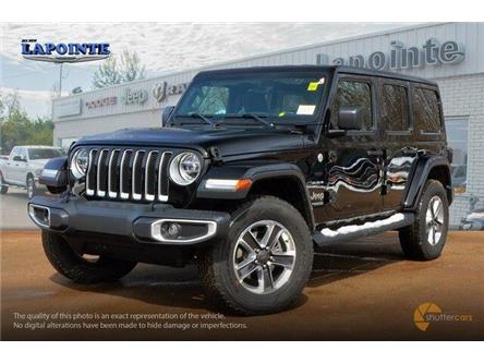 2019 Jeep Wrangler Unlimited Sahara (Stk: 19278) in Pembroke - Image 2 of 20