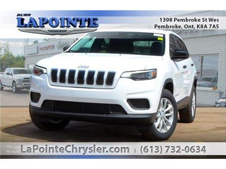 2019 Jeep Cherokee Sport (Stk: 19362) in Pembroke - Image 1 of 20
