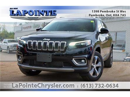 2019 Jeep Cherokee Limited (Stk: 19622) in Pembroke - Image 1 of 20