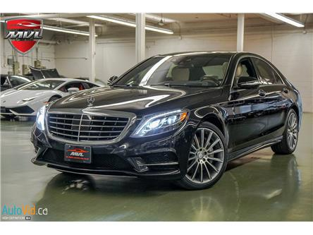 2016 Mercedes-Benz S-Class Base (Stk: ) in Oakville - Image 2 of 36