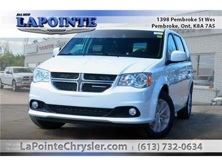 2019 Dodge Grand Caravan CVP/SXT (Stk: 19302) in Pembroke - Image 1 of 20