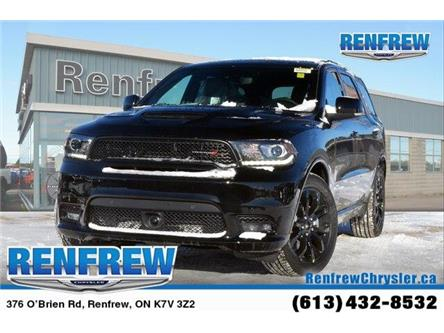 2019 Dodge Durango R/T (Stk: K076) in Renfrew - Image 1 of 20