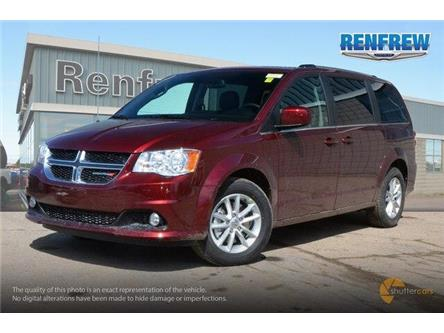 2019 Dodge Grand Caravan CVP/SXT (Stk: K201) in Renfrew - Image 2 of 20
