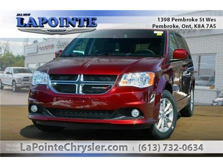 2019 Dodge Grand Caravan CVP/SXT (Stk: 19282) in Pembroke - Image 1 of 20