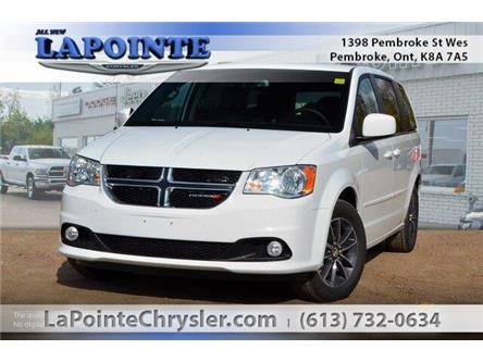 2017 Dodge Grand Caravan CVP/SXT (Stk: SL17493) in Pembroke - Image 1 of 20