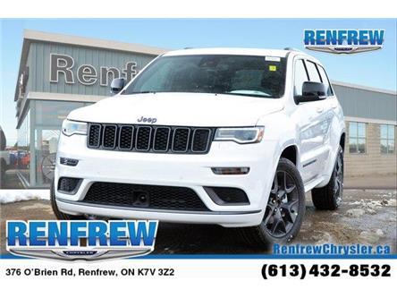 2019 Jeep Grand Cherokee Limited (Stk: K165) in Renfrew - Image 1 of 20