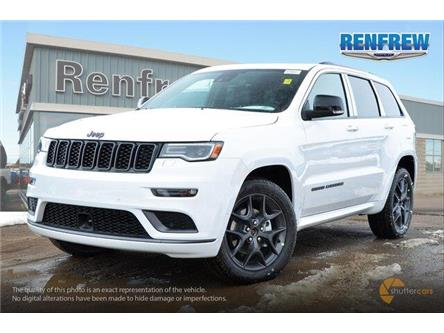 2019 Jeep Grand Cherokee Limited (Stk: K165) in Renfrew - Image 2 of 20