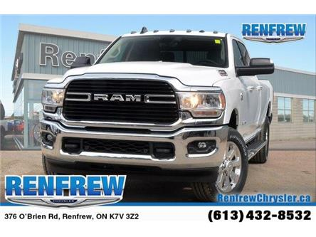 2019 RAM 3500 Big Horn (Stk: K231) in Renfrew - Image 1 of 20
