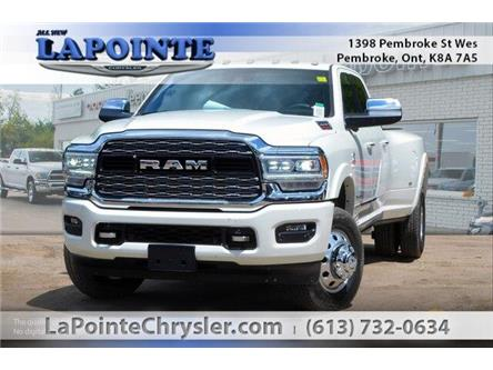 2019 RAM 3500 Limited (Stk: 19433) in Pembroke - Image 1 of 20