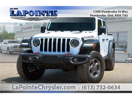 2020 Jeep Gladiator Rubicon (Stk: 20003) in Pembroke - Image 1 of 20