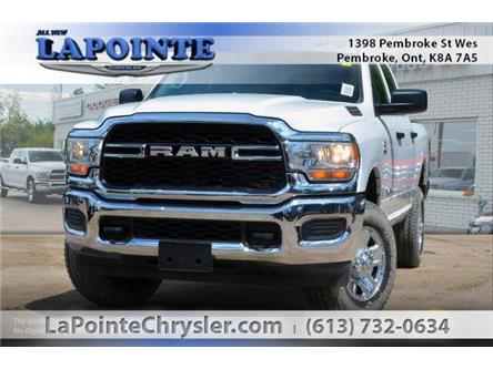 2019 RAM 2500 Tradesman (Stk: 19356) in Pembroke - Image 1 of 20