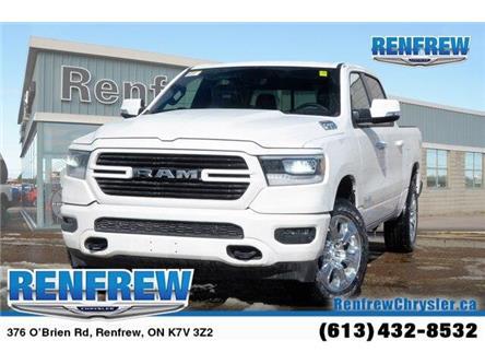2019 RAM 1500 Big Horn (Stk: K155) in Renfrew - Image 1 of 20