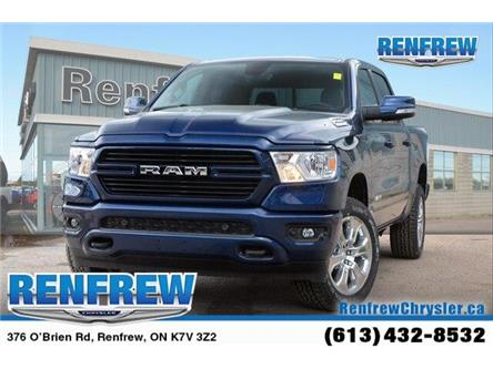 2019 RAM 1500 Big Horn (Stk: K245) in Renfrew - Image 1 of 20