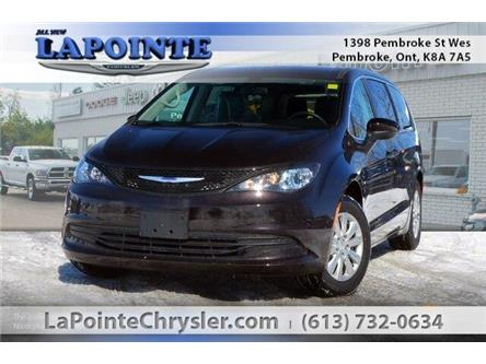 2019 Chrysler Pacifica L (Stk: 19198) in Pembroke - Image 1 of 20