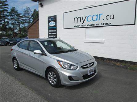 2013 Hyundai Accent L (Stk: 191214) in Richmond - Image 1 of 18