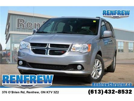 2019 Dodge Grand Caravan CVP/SXT (Stk: K203) in Renfrew - Image 1 of 20