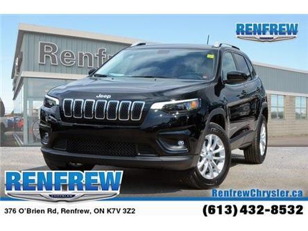 2019 Jeep Cherokee North (Stk: K019) in Renfrew - Image 1 of 20