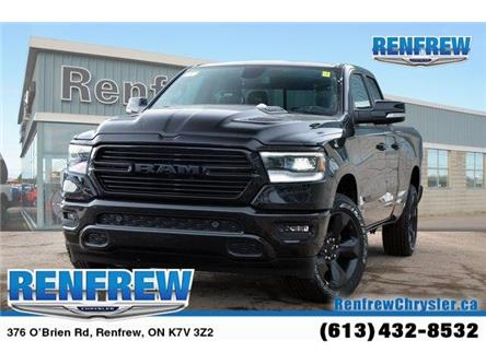 2019 RAM 1500 Sport/Rebel (Stk: K199) in Renfrew - Image 1 of 20