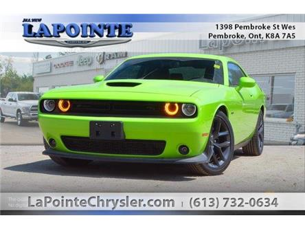 2019 Dodge Challenger R/T (Stk: 19455) in Pembroke - Image 1 of 20