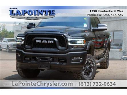 2019 RAM 2500 Power Wagon (Stk: 19437) in Pembroke - Image 1 of 20