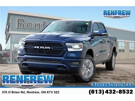 2019 RAM 1500 Big Horn (Stk: K169) in Renfrew - Image 1 of 20