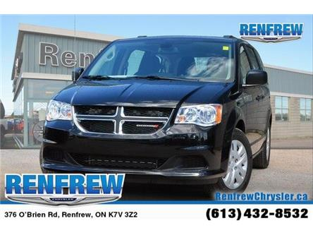 2019 Dodge Grand Caravan CVP/SXT (Stk: K281) in Renfrew - Image 1 of 20