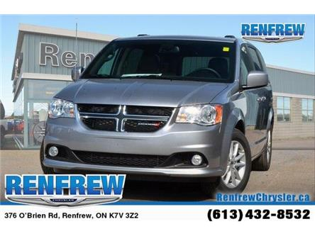 2019 Dodge Grand Caravan CVP/SXT (Stk: K283) in Renfrew - Image 1 of 20