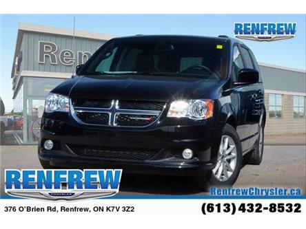 2019 Dodge Grand Caravan CVP/SXT (Stk: K284) in Renfrew - Image 1 of 20