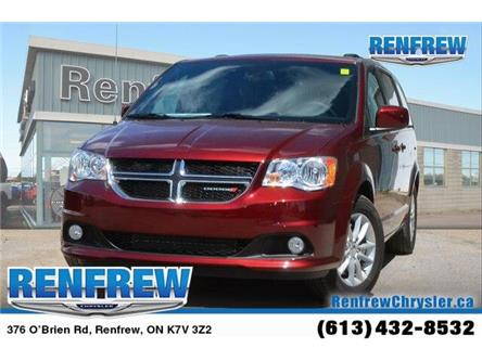 2019 Dodge Grand Caravan CVP/SXT (Stk: K286) in Renfrew - Image 1 of 20
